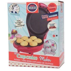 🆕 American Favorites Mini Cupcake & Muffin Maker
